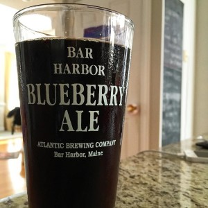 barharbor memories beer travel maine