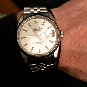 Classics like the rolex datejust never go out of stylehellip