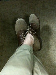 751 225x300 The Fine Art of Going Sockless