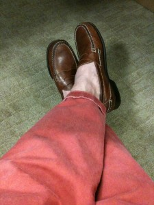 752 225x300 The Fine Art of Going Sockless