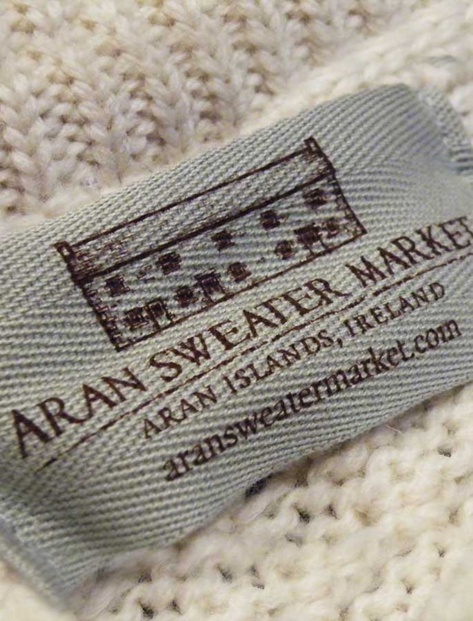Aran Label What to Wear This Fall: Irish Sweaters