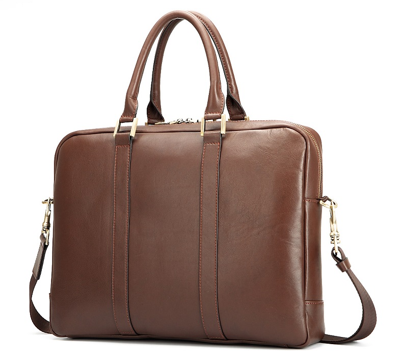 Benchmark Chestnut Briefcase 2014 OTC Holiday Gift List