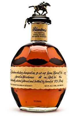 Blantons Bourbon2 2013 OTC Holiday Style Guide: Modern Classics