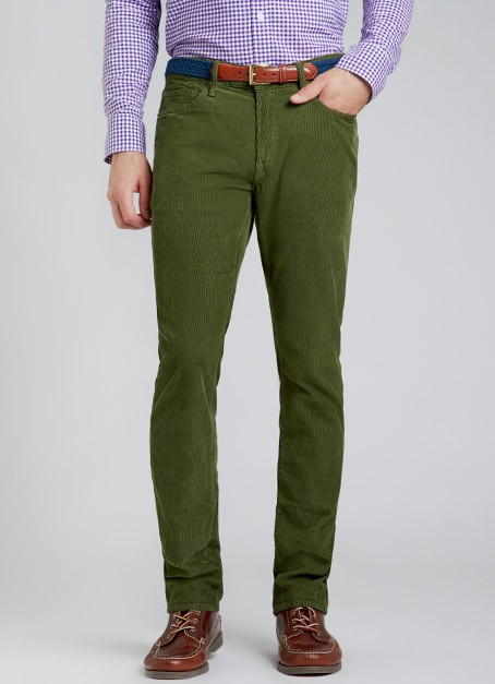 Bonobos Corder Cords Green The Guideshop: Bonobos Brick & Mortar