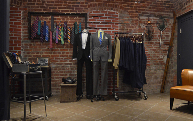 Bonobos Georgetown Guideshop The Guideshop: Bonobos Brick & Mortar