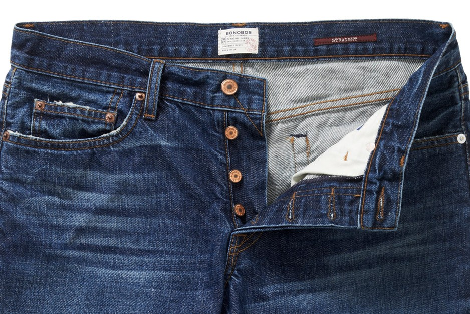 Bonobos Premium Denim2 The Guideshop: Bonobos Brick & Mortar
