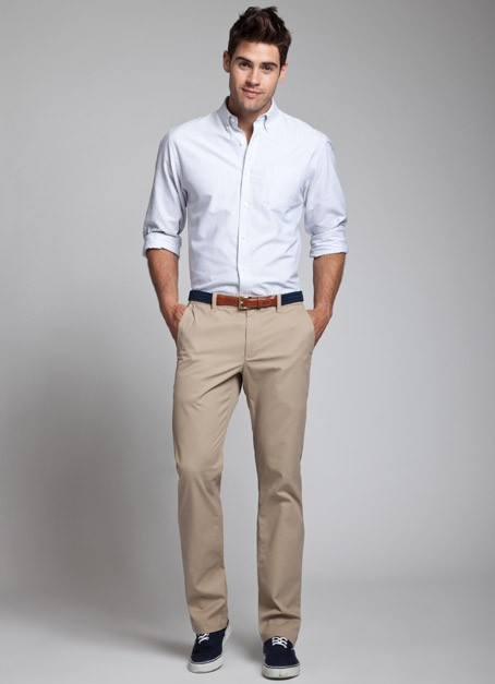Bonobos Washed Chinos The Guideshop: Bonobos Brick & Mortar