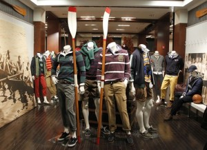Brooks Display 300x218 Brooks Brothers: American Icon (Part 4)