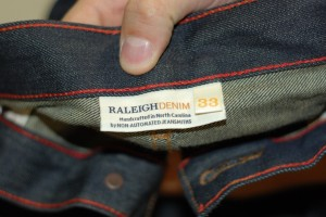 DSC 0296 300x200 OTC on the Road: Raleigh Denim