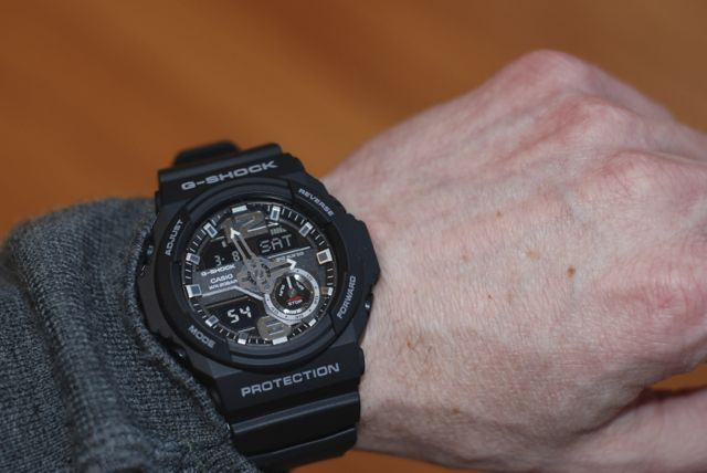 DSC 0563 2014 Preview: Casios G Shock