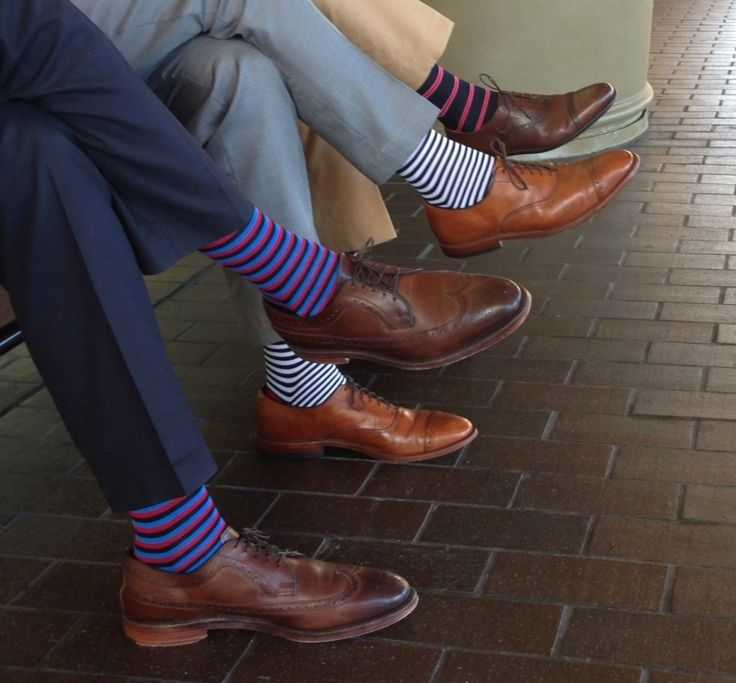 Dapper Classics Group Socks We Love: Dapper Classics
