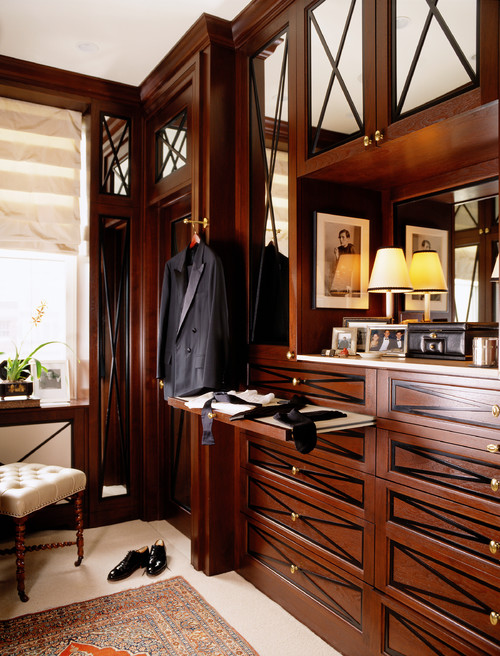 Elegant Wardrobe Retreat To Protect and Serve…Your Wardrobe