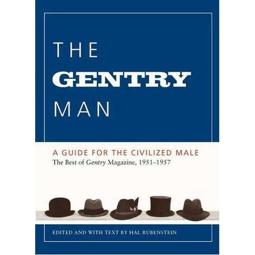 Gentry Man Cover For the Bookshelf: The Gentry Man