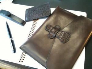 IMG 5752 300x225 OTC x Frank Clegg: Bespoke Leather Goods