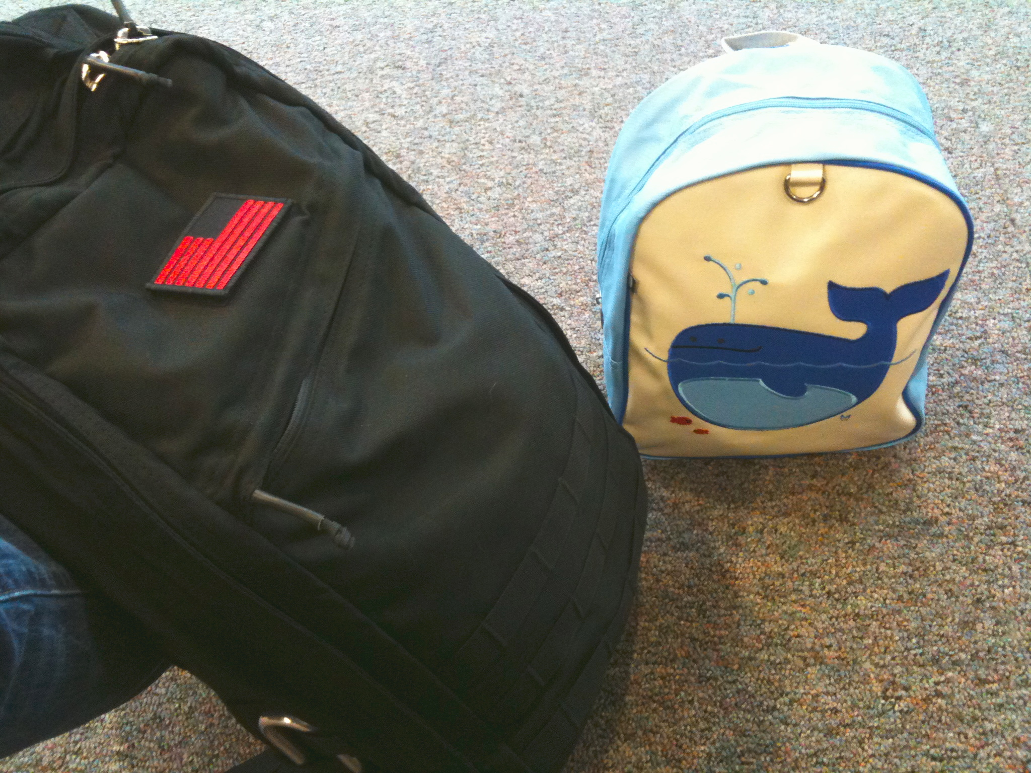 Goruck and Whalie