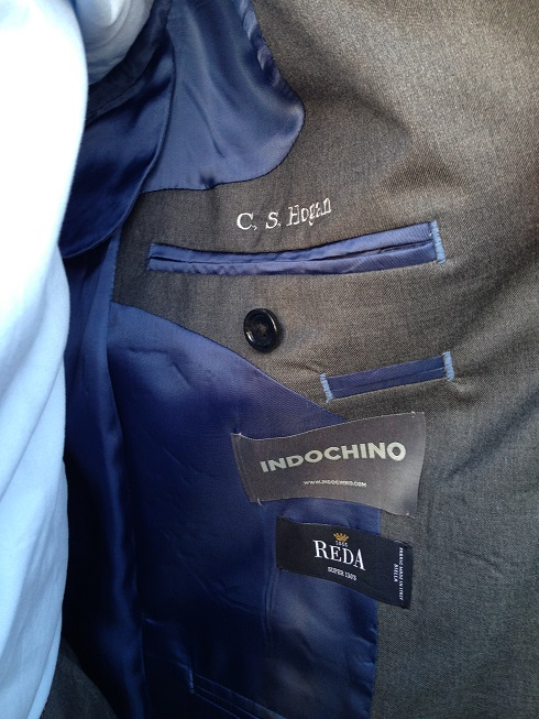 Indochino Labels One Good Suit: Indochino