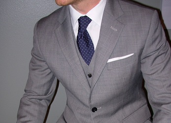 Indochino Ultimate Grey OTC & Indochino Team Up in DC: Free Suit