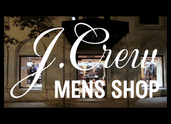 JCrew Mens Shop via juncture. A Brand Called You (Part 2)