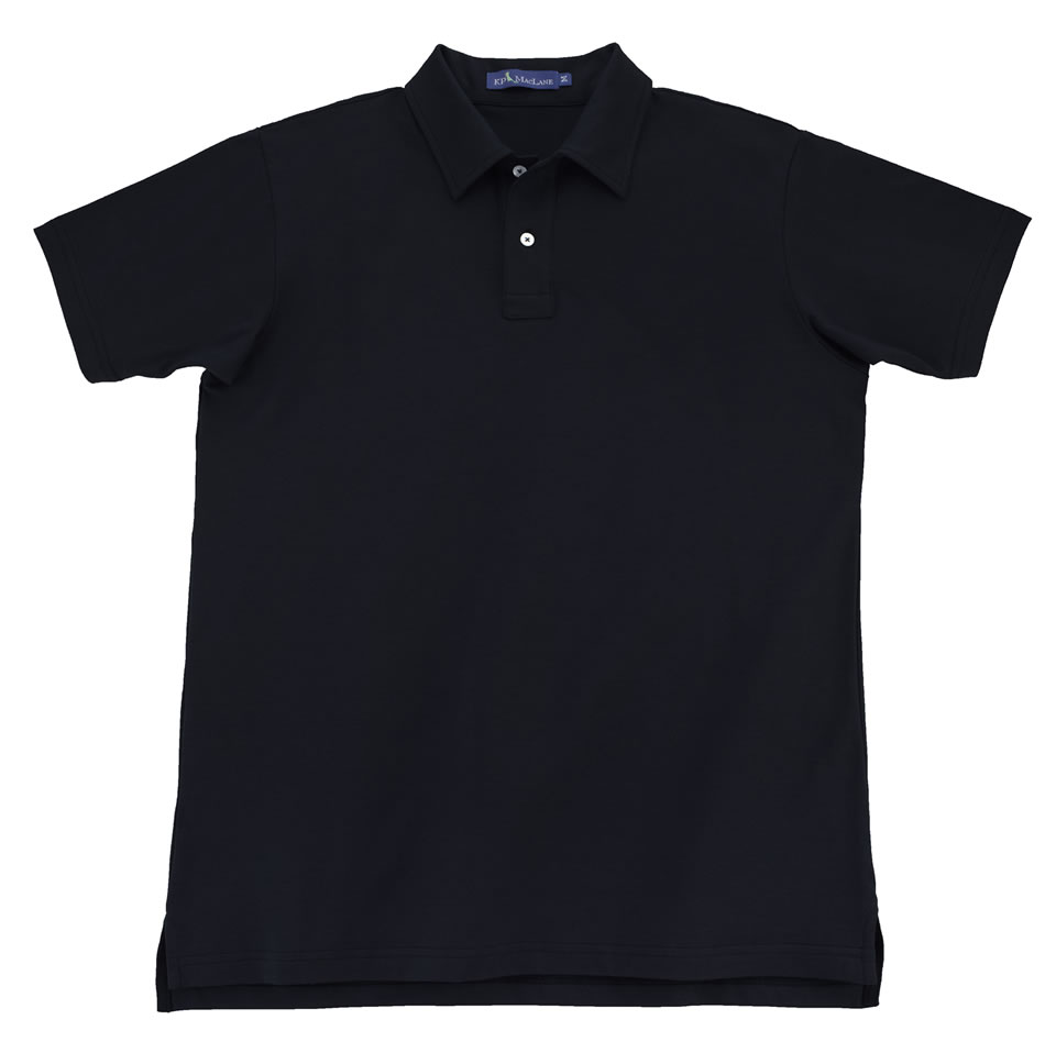 JPM Black Polo The Polo Shirt: An American Classic