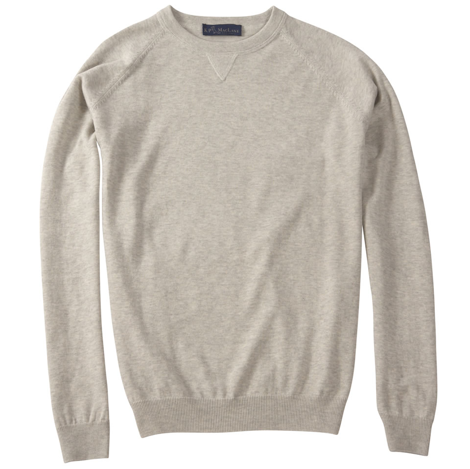 KP MacLane Sweater Heather KP MacLane: Clean and Classic Style