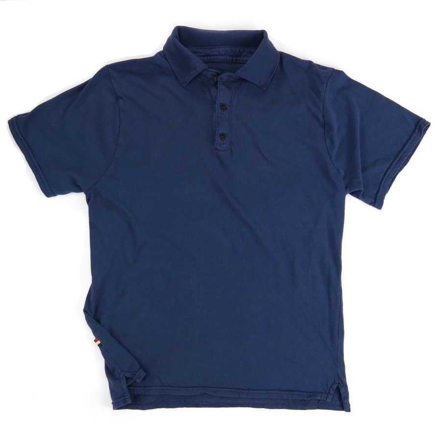 Lumina Navy Polo 1 The Polo Shirt: An American Classic
