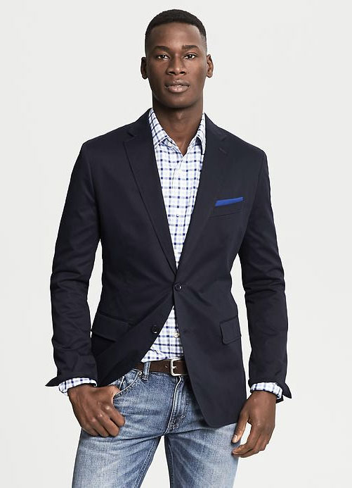 Modern Take on Blue Blazer Basics 101: The Blue Blazer