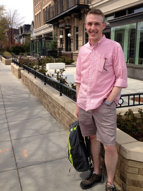 OTC in DC Spring Style: Out and About