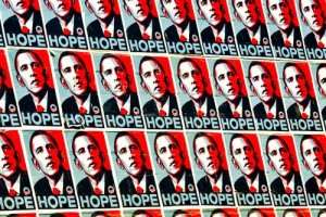 Obama hope posters 300x200 Defending Elitism in 2011