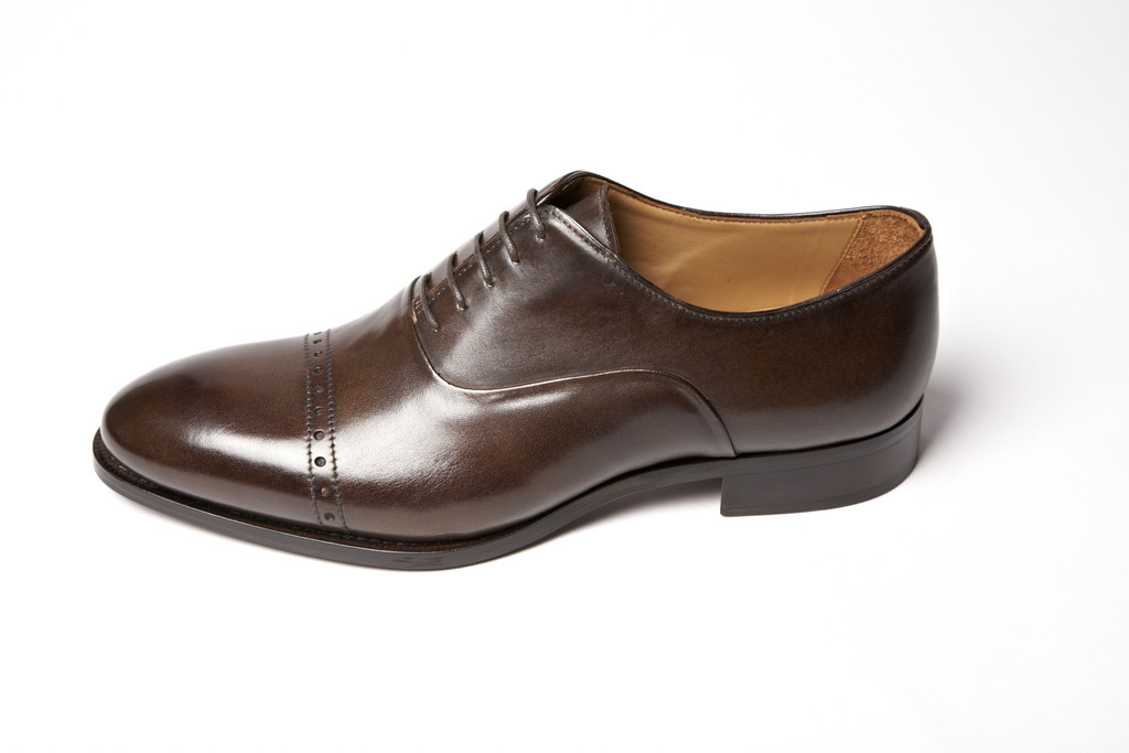 Paul Evans Grant 1 Paul Evans Shoes: American Energy & Italian Quality