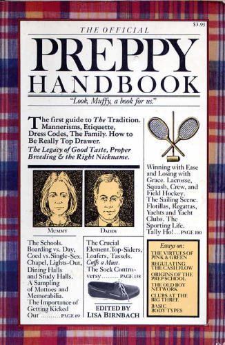 The Original Preppy Handbook