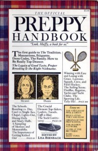 Preppy Handbook1 195x300 The Roots of American Preppy   Redux