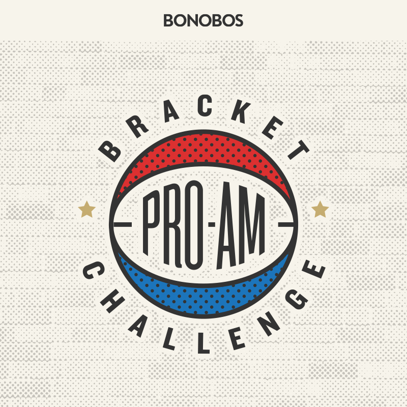 Pro Am Logo Sign Up Now For Bonobos Bracket Challenge