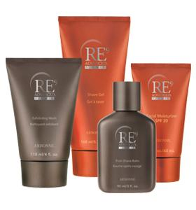 Skincare for Men: Eshu & Arbonne
