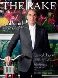 Rake Paul Smith Issue 224x300 OTC for the Holidays: 2010 Wish List