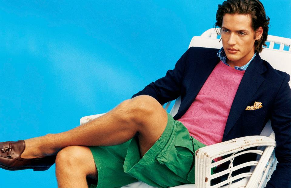 Ralph Lauren Preppy1 Basics 101: The Blue Blazer