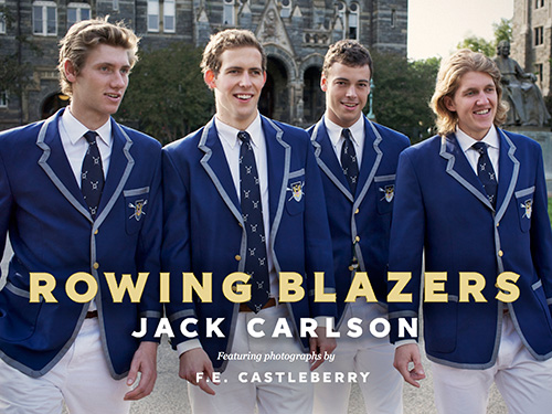 Rowing Blazers Facebook Image Basics 101: The Blue Blazer