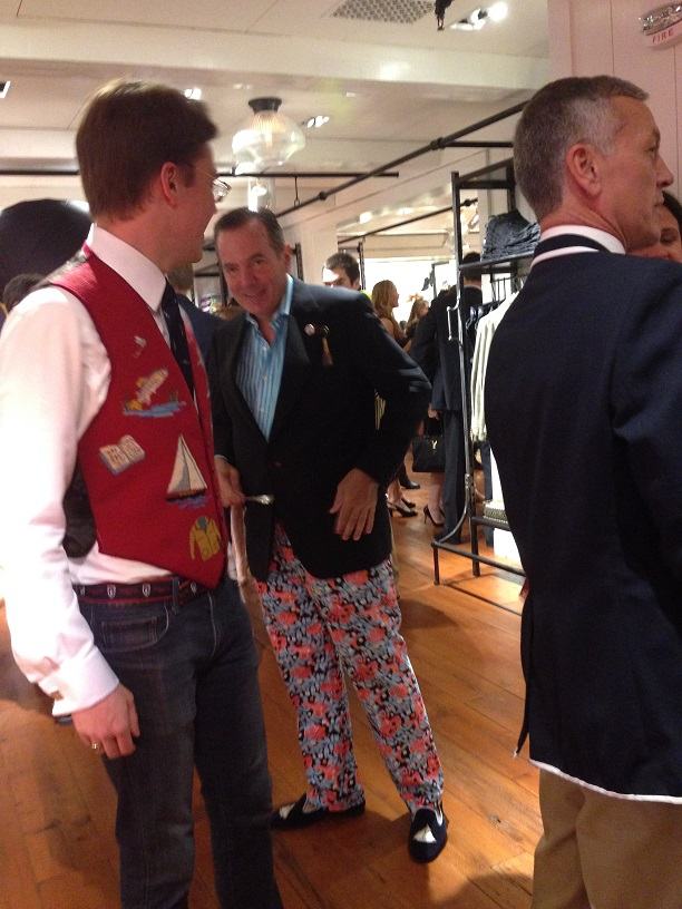 Rowing Blazers Pants