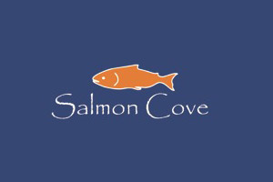 Salmon Cove Logo A Fresh Take on Classic: Salmon Cove