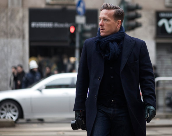 Scott S. The Sartorialist GQ's Glenn O'Brien: Setting Your Own Style Agenda