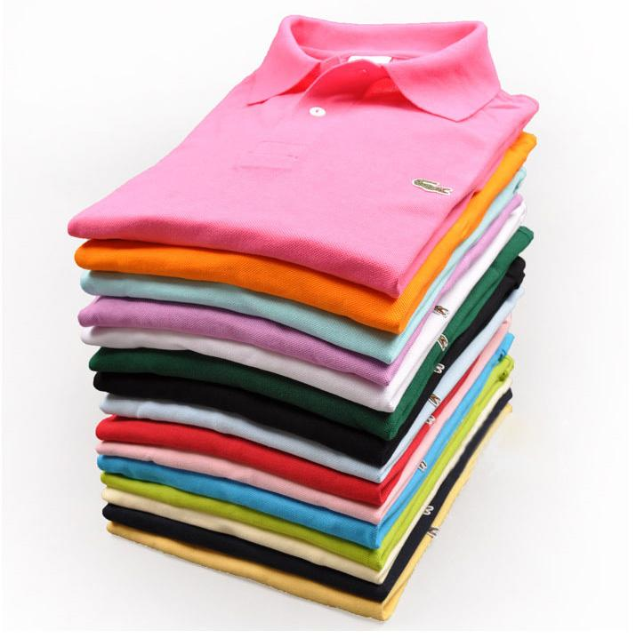 Stacked Lacoste Polos The Polo Shirt: An American Classic