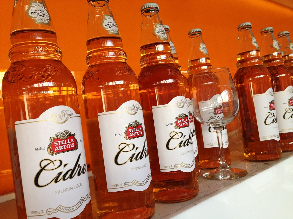 Stella Cidre on Display