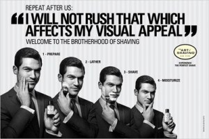 TAOS Brotherhood Image 300x199 OTC Deal: Art of Shaving 20% Off This Weekend Only