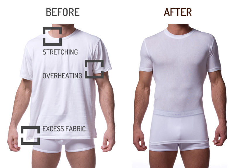 Tommy John before after OTC Review: Tommy John Underwear