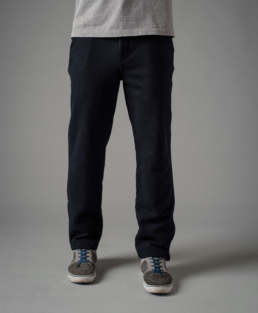 TrouserSweatpants ModelFront 844x1024 American Giant Launches New Branding & Products