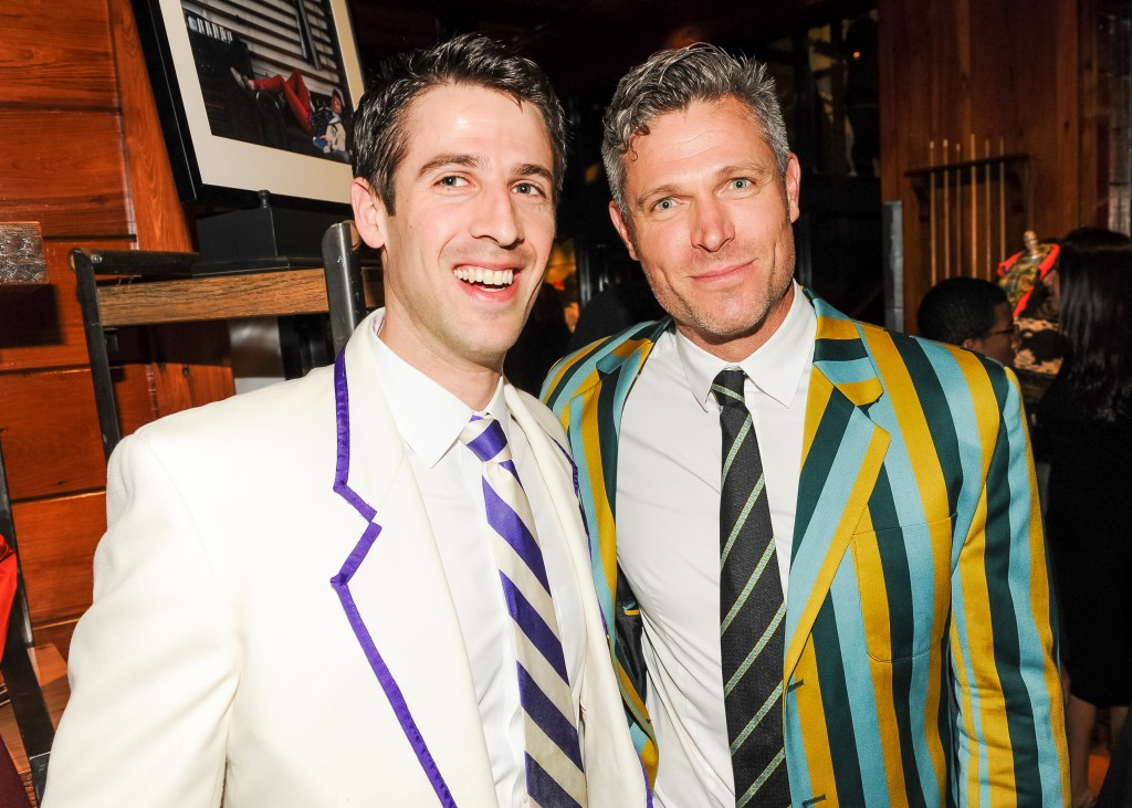 abBFA 10313 1243236 1024x731 OTC at the New York Launch Party for the Book Rowing Blazers