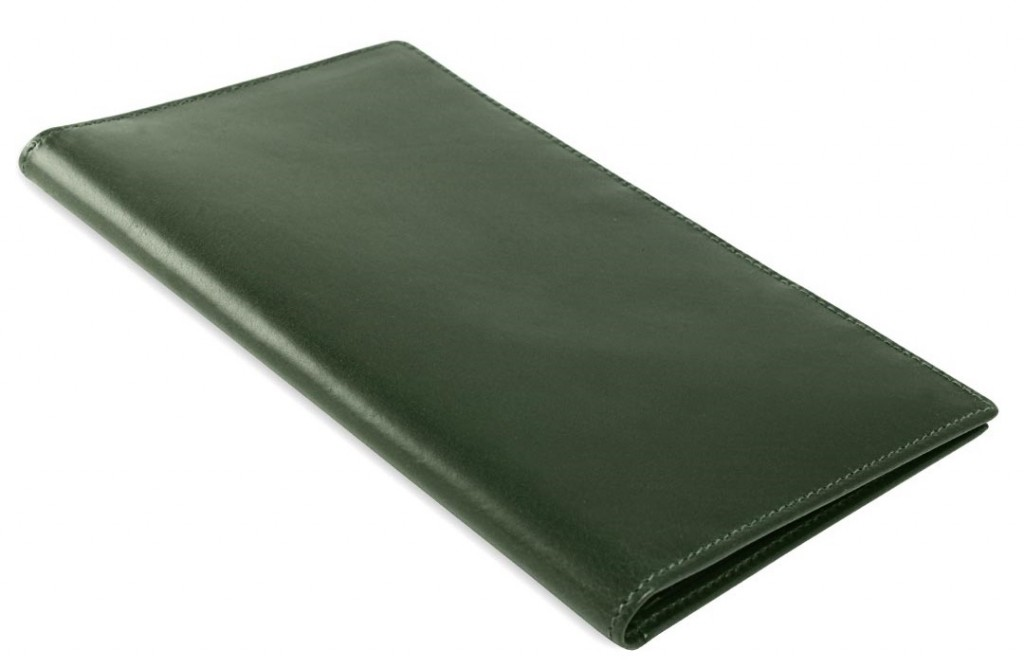 hb British Racing Green Breast Wallet 1024x668 H&B London: Exceptional Handmade Wallets