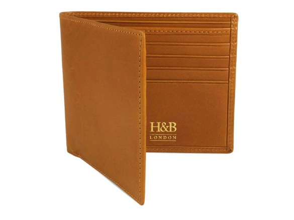 hb london wallet H&B London: Exceptional Handmade Wallets