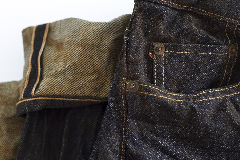 jeancu3 The Noble x Bulleit Barrel Aged Jeans Project