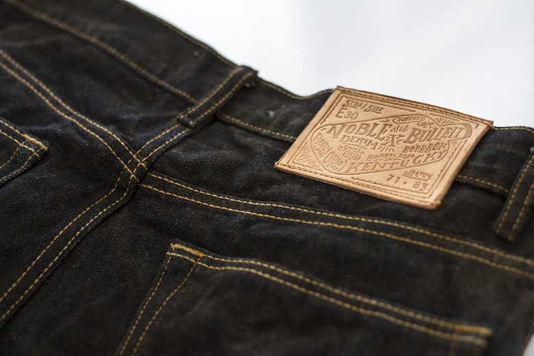 jeancu5 The Noble x Bulleit Barrel Aged Jeans Project