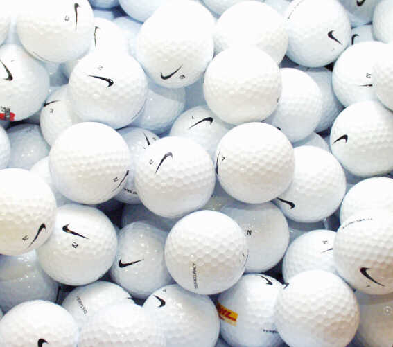Mixed Nike Golf Balls